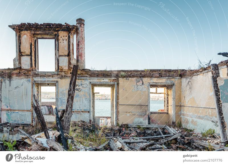Lissabon | Cacilhas Häusliches Leben Wohnung Haus Hausbau Renovieren Umzug (Wohnungswechsel) einrichten Dekoration & Verzierung Portugal Stadt Stadtrand