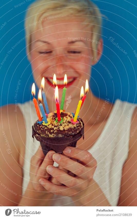 #A# Überraschung! Kunst Kunstwerk ästhetisch Geburtstag Geburtstagstorte Geburtstagsgeschenk Geburtstagswunsch Kerze Muffin Freude Freudenfeuer Freudenspender