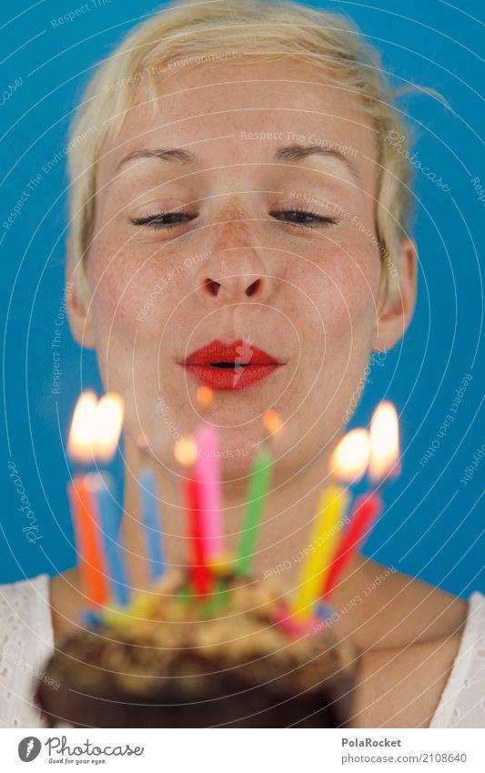 #A# Pustekerzen 1 Mensch ästhetisch Überraschung Atem Geburtstag Geburtstagstorte Geburtstagswunsch Geburtstagsgeschenk Kerze blasen Wunsch Wunschvorstellung
