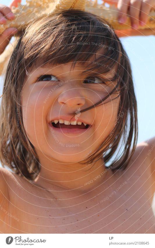 pure Freude Lifestyle Wohlgefühl Zufriedenheit Sinnesorgane Freizeit & Hobby Kinderspiel Ferien & Urlaub & Reisen Tourismus Sommerurlaub Sonnenbad Strand
