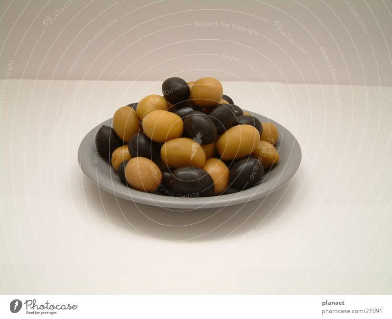 olivenszenario Gesundheit Ernährung Küche Gemüse Gastronomie Restaurant Teller Oliven Vorspeise