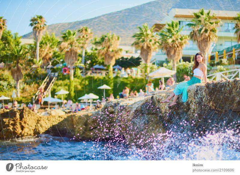 Sommerfreude Lifestyle schön Gesundheit Wellness Leben harmonisch Wohlgefühl Zufriedenheit Sinnesorgane Erholung ruhig Kur Ferien & Urlaub & Reisen Tourismus