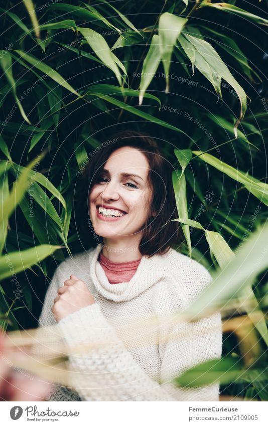 Roadtrip West Coast USA (156) feminin Junge Frau Jugendliche Erwachsene Mensch 18-30 Jahre 30-45 Jahre schön natürlich Naturkosmetik Naturliebe Lächeln brünett