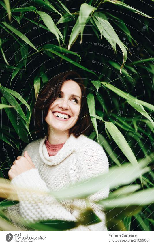 Roadtrip West Coast USA (150) Junge Frau Jugendliche Erwachsene Mensch 18-30 Jahre ästhetisch Fröhlichkeit schön Natur natürlich attraktiv Zähne Lächeln lachen