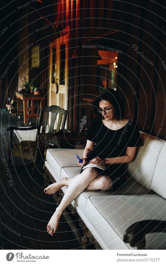 Roadtrip West Coast USA (268) Mensch Frau Ferien & Urlaub & Reisen Jugendliche Junge Frau ruhig 18-30 Jahre Reisefotografie Erwachsene feminin elegant