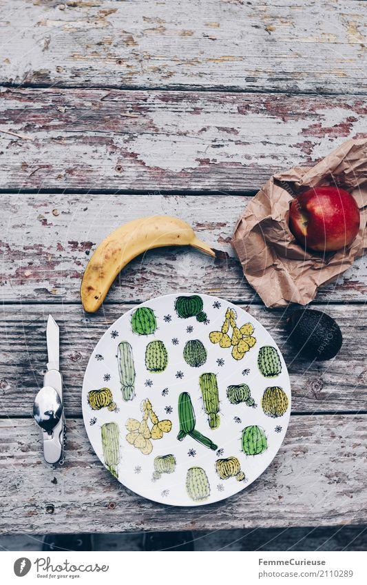 Roadtrip West Coast USA (179) Gesunde Ernährung Lebensmittel Frucht Abenteuer Pause Gemüse Apfel Frühstück Teller Messer Camping Vegetarische Ernährung Tüte