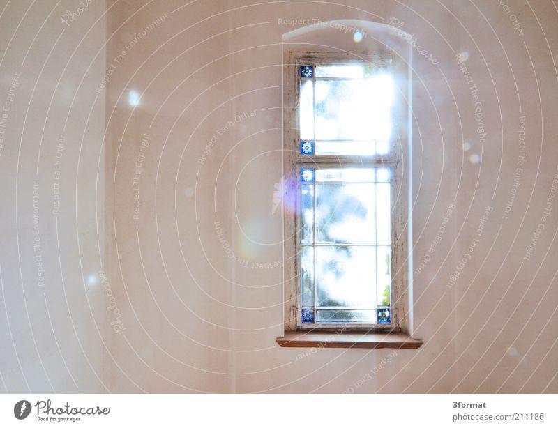 FENSTER schön Haus Wand Fenster hell glänzend elegant Hoffnung Romantik Idylle Burg oder Schloss historisch Idee Surrealismus Glaube