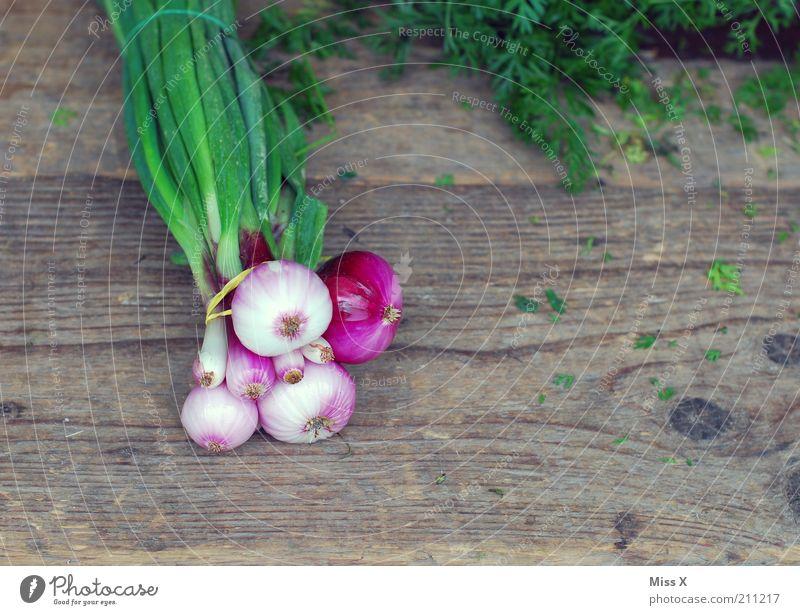Zwiebelbund Lebensmittel Gemüse Kräuter & Gewürze Ernährung Bioprodukte Vegetarische Ernährung Duft frisch Gesundheit Wochenmarkt Marktstand Ernte