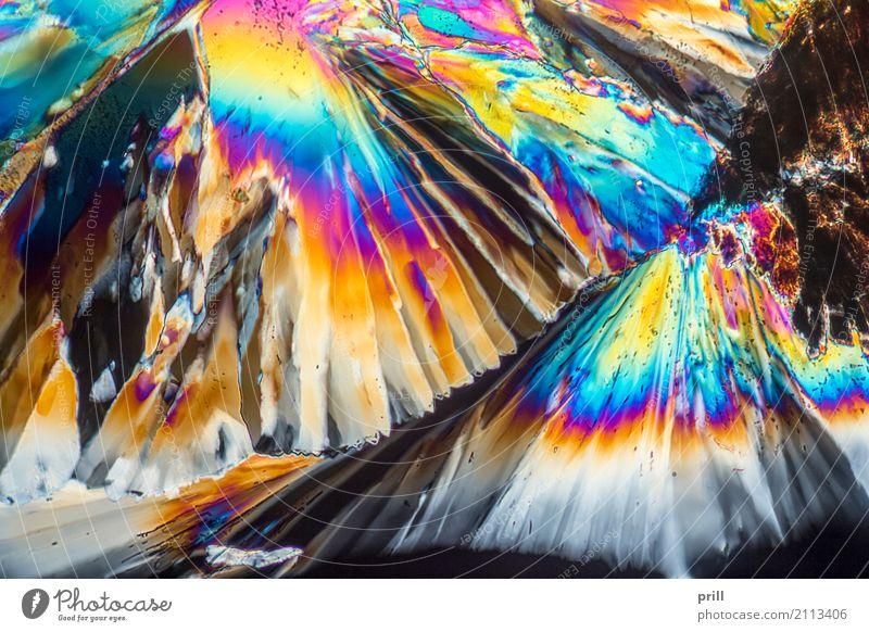 Trisodium citrate microcrystals Natur Beleuchtung Hintergrundbild außergewöhnlich Wissenschaften leicht Kristallstrukturen künstlich Mineralien Lichtbrechung