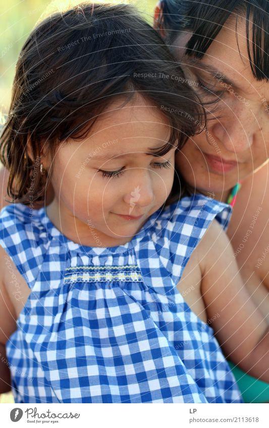 Tochter und Mutter Mensch Kind Ferien & Urlaub & Reisen Jugendliche Junge Frau Erwachsene Leben Lifestyle Liebe Gefühle feminin Familie & Verwandtschaft Schule