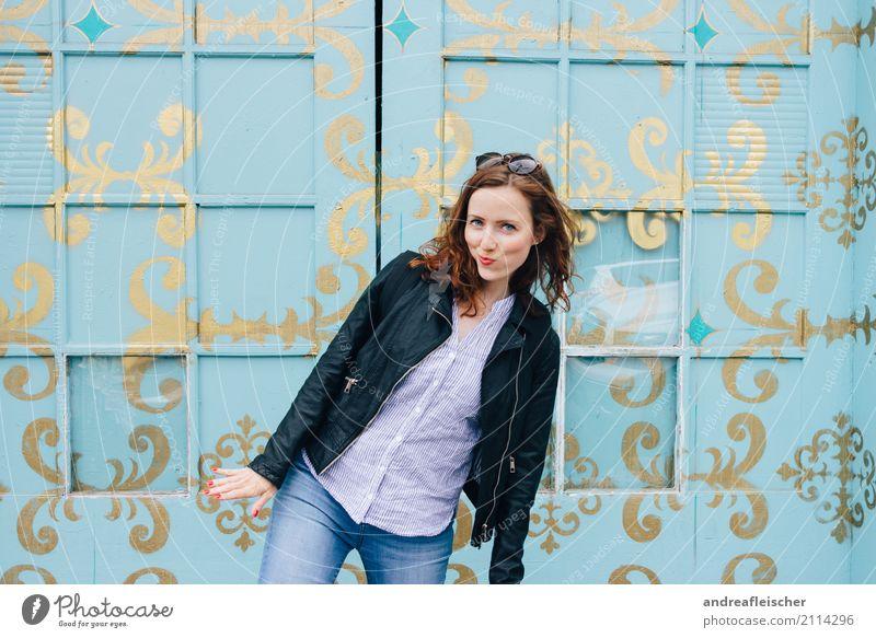 Road Trip // West Coast USA, Portland Mensch Ferien & Urlaub & Reisen Jugendliche Junge Frau Freude 18-30 Jahre Erwachsene feminin Glück Freiheit Tourismus Mode