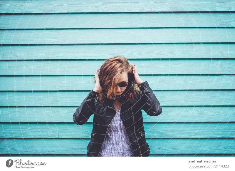 Road Trip // West Coast USA, Portland Mensch Ferien & Urlaub & Reisen Jugendliche Junge Frau Ferne 18-30 Jahre Erwachsene Wand Lifestyle feminin Freiheit