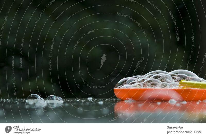 Bubbles Schalen & Schüsseln Kunststoff nass Seifenblase Sommertag mehrfarbig Außenaufnahme Experiment Tag Seifenschale