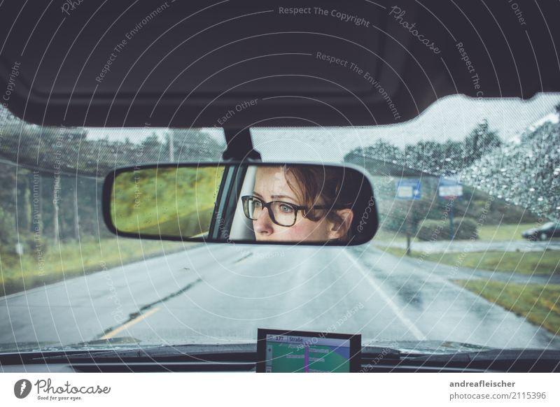 Road Trip // West Coast USA Ferien & Urlaub & Reisen Tourismus Ausflug Abenteuer Ferne Freiheit feminin Junge Frau Jugendliche 1 Mensch 18-30 Jahre Erwachsene