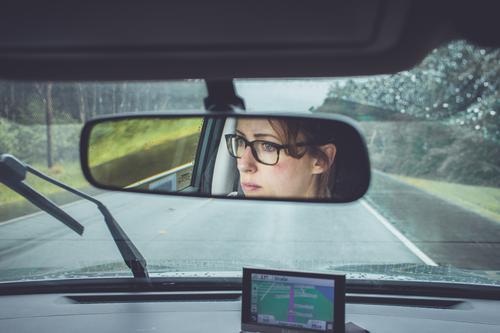 Road Trip // West Coast USA Ferien & Urlaub & Reisen Tourismus Ausflug Ferne Freiheit Städtereise feminin Junge Frau Jugendliche 1 Mensch 18-30 Jahre Erwachsene