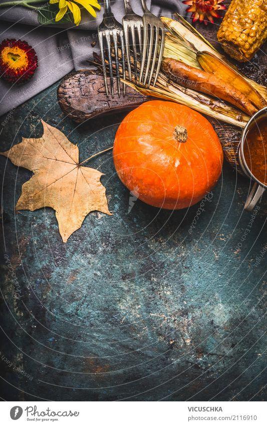 herbstgerichte mit k rbis kochen ein lizenzfreies stock foto von photocase. Black Bedroom Furniture Sets. Home Design Ideas