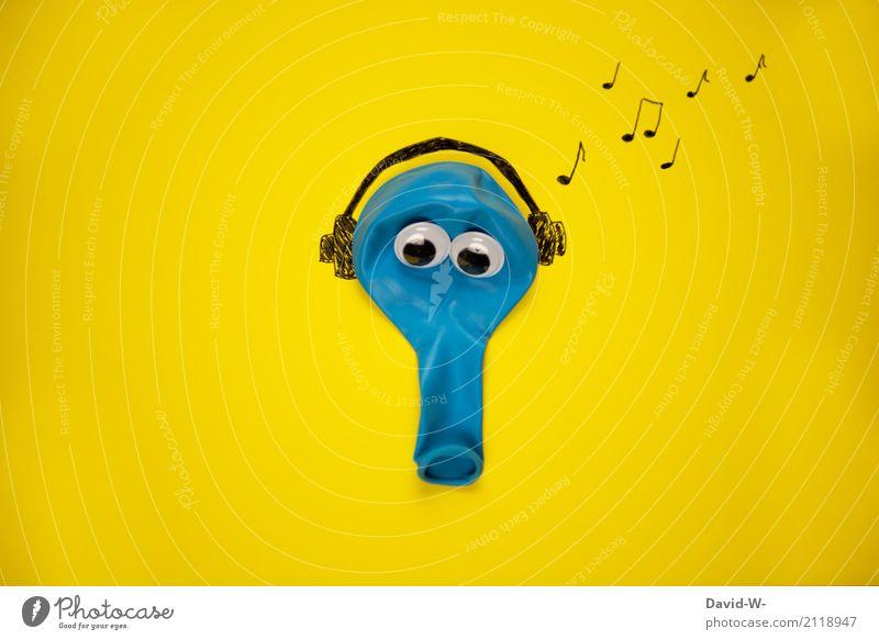 MUSIC Mensch Kind Jugendliche Erholung Erwachsene Leben Kunst Party Feste & Feiern Freizeit & Hobby Zufriedenheit Musik Kindheit niedlich Coolness Luftballon
