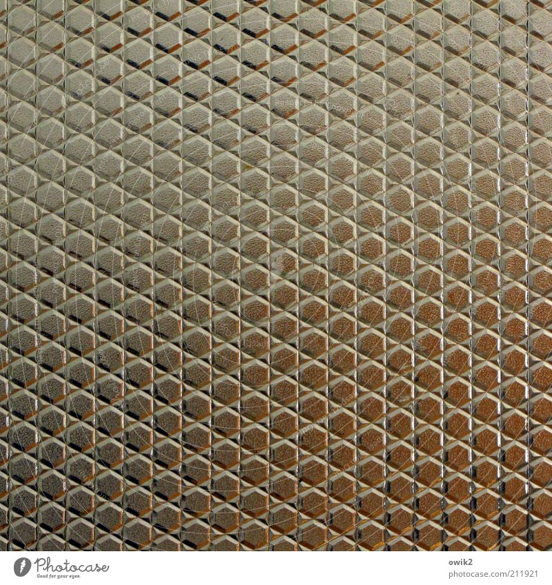 Steve Reichs Küchentür schön Stil Kunst Tür Glas glänzend Design ästhetisch Wandel & Veränderung einfach Unendlichkeit leuchten viele Zusammenhalt Wiederholung