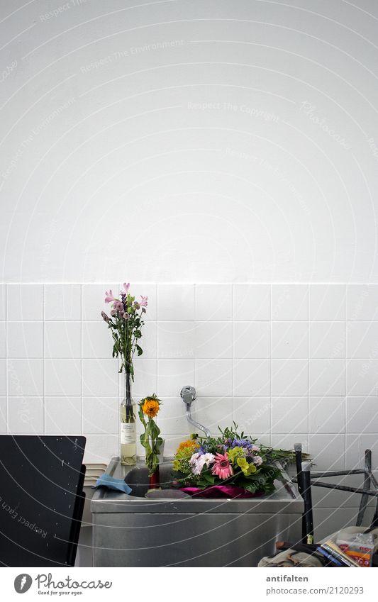 Atelier-Leben Lifestyle Stil Design Häusliches Leben Wohnung Möbel Stuhl Raum Ausstellung Ausstellungsraum Fliesen u. Kacheln Kunst Veranstaltung Blatt Blüte