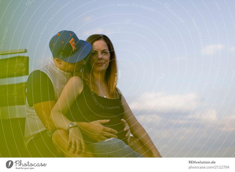 J+D+L Mensch Jugendliche Junge Frau Sommer Junger Mann 18-30 Jahre Erwachsene Gesundheit Liebe Gefühle feminin Familie & Verwandtschaft Glück Paar Zusammensein