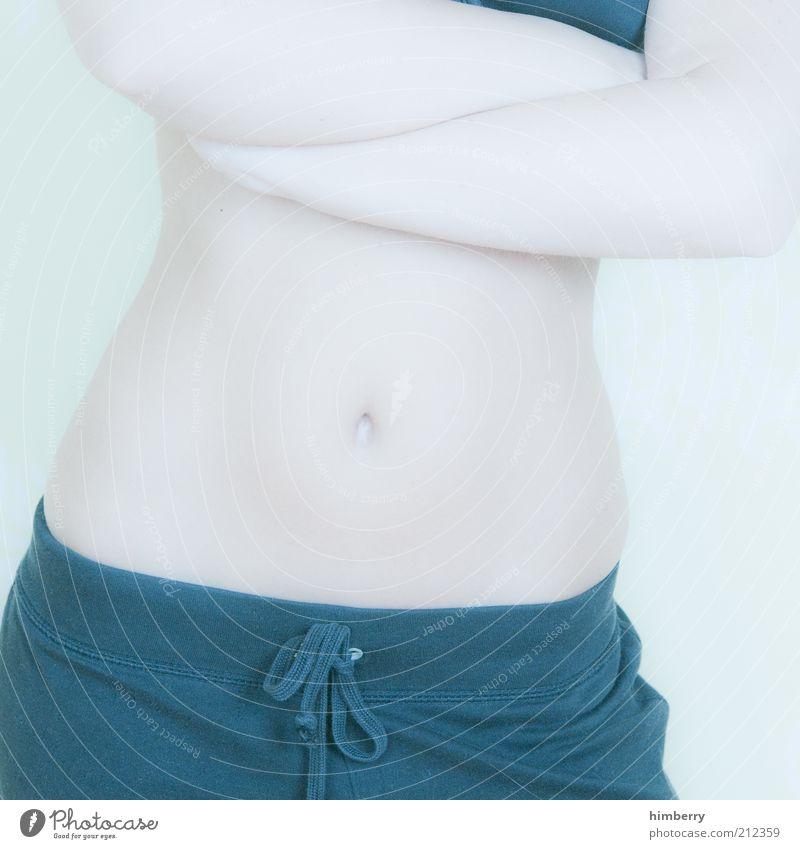 winter games Lifestyle Stil schön Körper Haut Gesundheit Mensch feminin Junge Frau Jugendliche Erwachsene Bauch selbstbewußt Kraft Willensstärke dominant