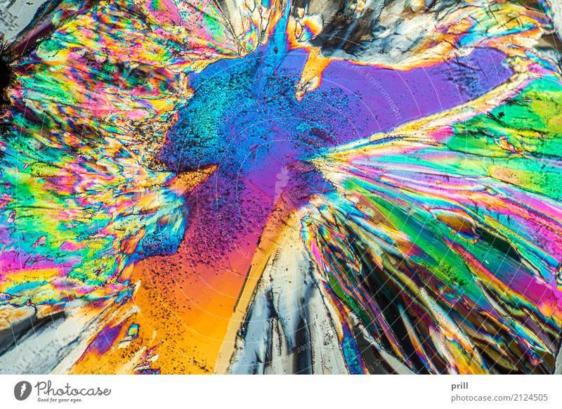 Trisodium citrate microcrystals Natur Beleuchtung Hintergrundbild außergewöhnlich Wissenschaften leicht Kristallstrukturen Mineralien künstlich Lichtbrechung
