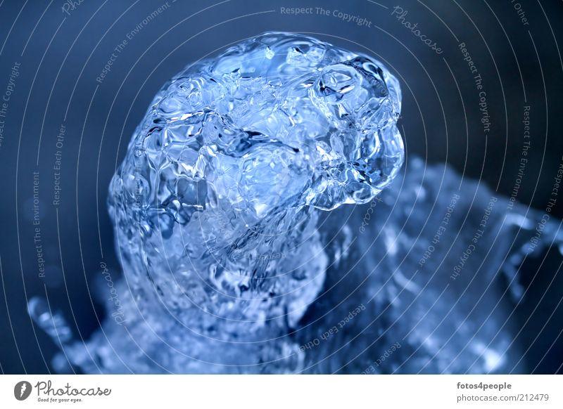 Der Formwandler Wasser schön kalt Regen nass Wassertropfen Trinkwasser weich Tropfen Sauberkeit rein einzigartig außergewöhnlich Flüssigkeit Symbole & Metaphern