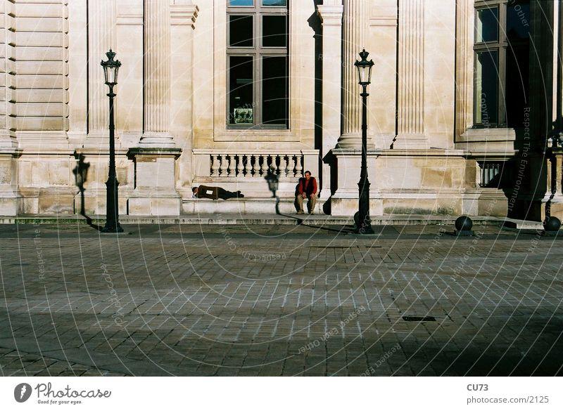 LOUVRE 06 Paris Louvre Bauwerk Architektur