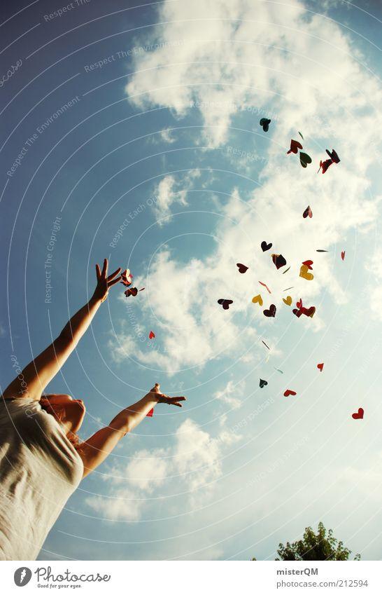 Lovely Days. Sommer Freude Liebe Leben Gefühle Stil Freiheit Luft Zufriedenheit Herz Zeit Lifestyle ästhetisch Kitsch Freizeit & Hobby Lebensfreude