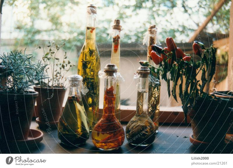 Gewürze Ernährung Glas Gastronomie Kräuter & Gewürze Flasche