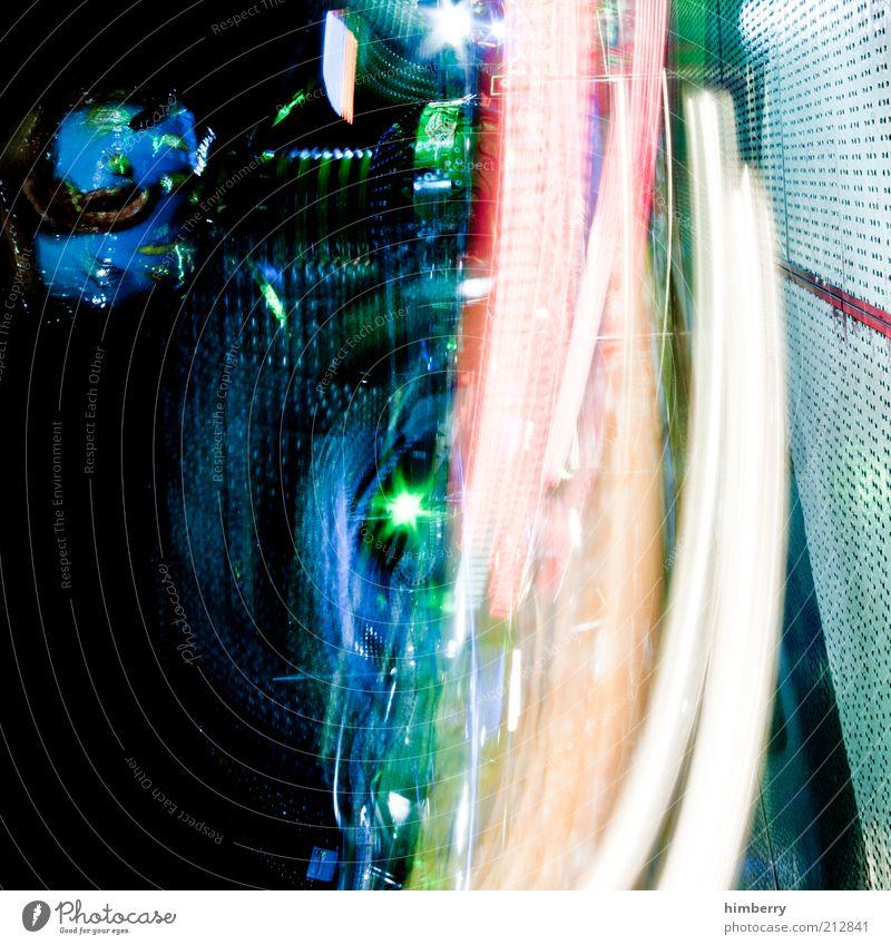 overcharged Kunst Design Internet Energiewirtschaft Coolness Zukunft Technik & Technologie einzigartig Medien leuchten Computernetzwerk E-Mail Kreativität trendy Lichtspiel