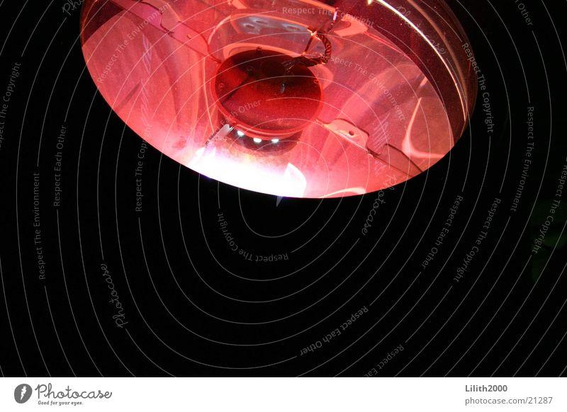 Spotlight Lampe rosa Fernsehen Werkstatt Bühnenbeleuchtung Scheinwerfer