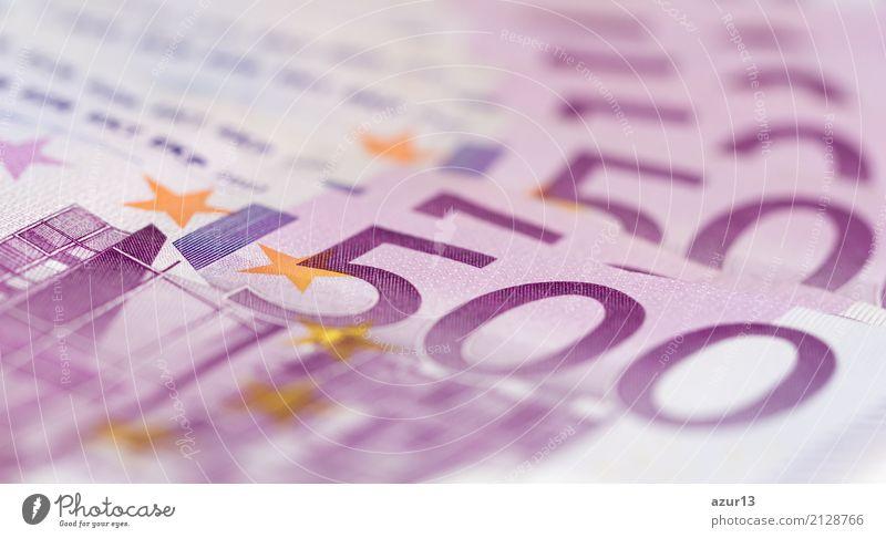 500 Euro Bargeld Geld Stapel der Bank für Finanzen Geldscheine Freude Liebe Glück Business träumen liegen Wachstum Erfolg Europa kaufen Zeichen Sauberkeit Macht