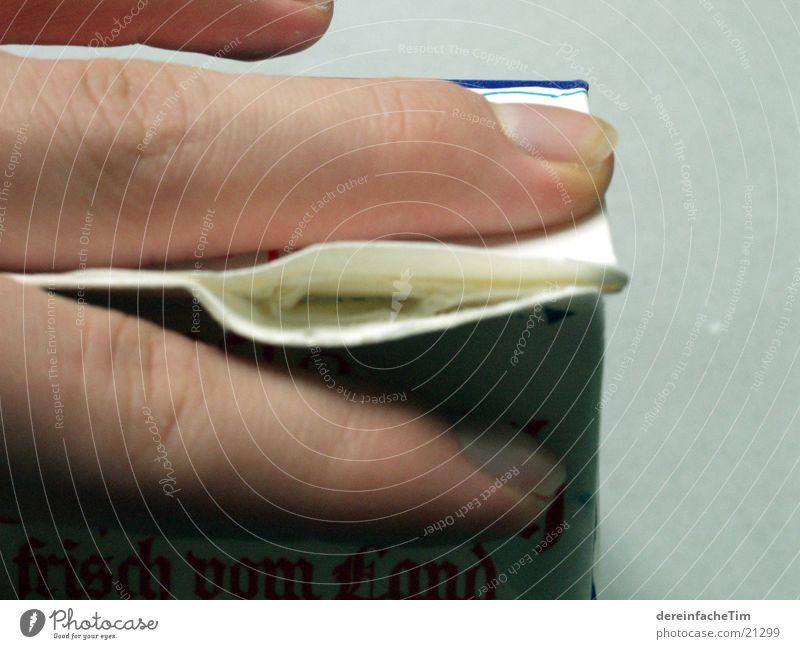 Frisch vom Land Vollmilch Frischmilch 3 Finger Dinge 0 5 L 8 % Fett homogenisiert