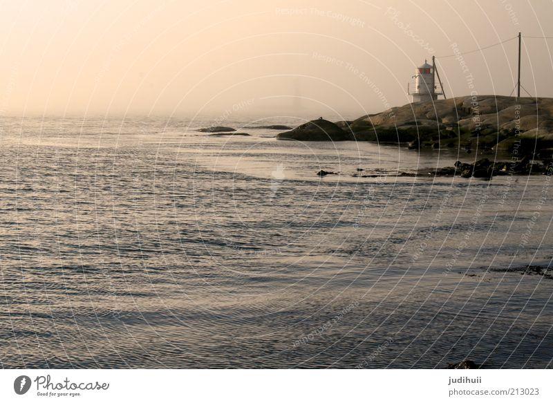 Storm Is Coming Natur Wasser blau Meer Winter dunkel Landschaft Küste Regen Stimmung Wind Insel wild bedrohlich Urelemente Nordsee