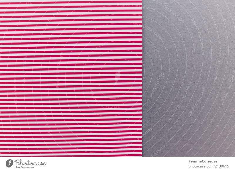 Muster (11) weiß rot Design Papier Streifen graphisch Geometrie gestreift Farbenspiel Zettel Karton Rechteck angeordnet Bastelmaterial rot-weiß Farbkombination