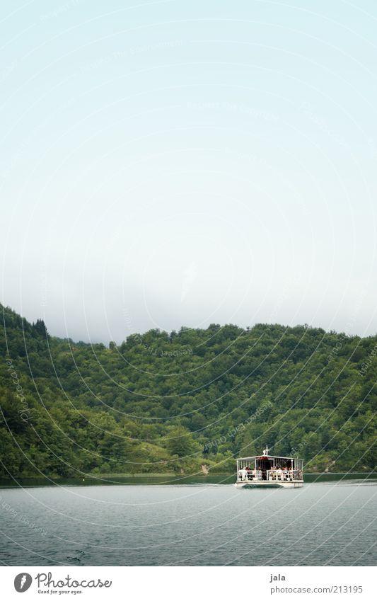 Fähre Natur Wasser Himmel Wald See Schifffahrt Fähre Wasserfahrzeug Bootsfahrt