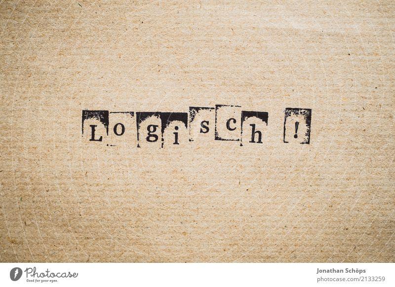 logisch! Entschlossenheit Text wählen Wahlen Entscheidung unentschlossen Typographie Schriftzeichen Holz Stempel Parteien wichtig entschieden Parlament