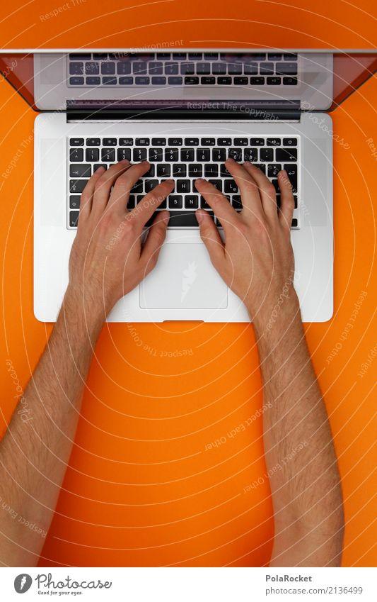#AS# working III Kunst ästhetisch Notebook Internet Computer-Nutzer Fixer Chatten Arbeit & Erwerbstätigkeit arbeitend Tastatur Klaviatur Tastaturkurzbefehl