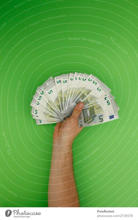 #AS# cash up Geld Eurozeichen kaufen Gutschein grün Geldinstitut Geldscheine Geldgeschenk Geldkapital Geldgeber Geldverkehr 5 Euroschein viele reich Reichtum