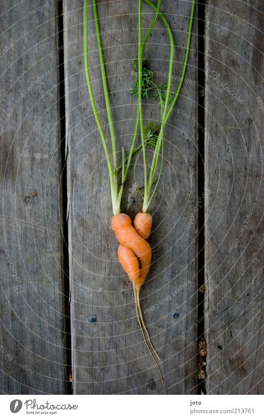 Symbiose Natur Sommer Leben Gesunde Ernährung Gesundheit Garten Paar 2 Lebensmittel Zufriedenheit frisch Herz süß Gemüse Zusammenhalt Leidenschaft