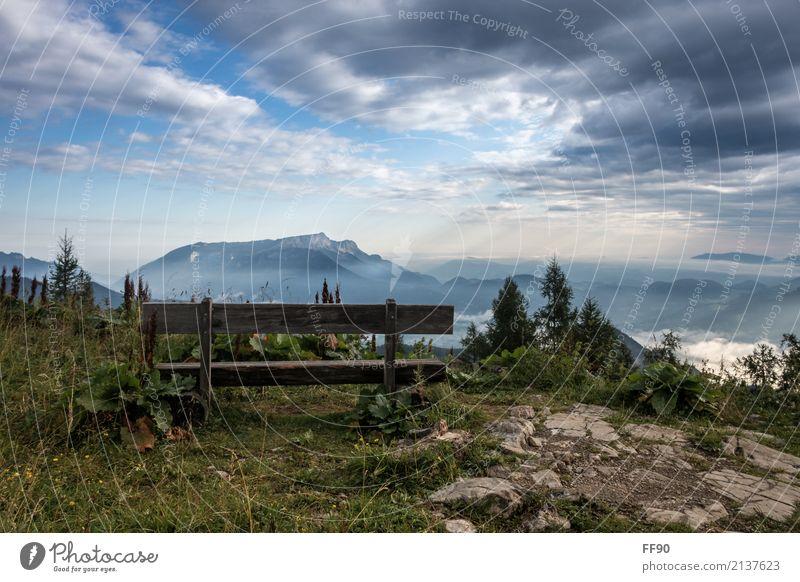sit down and breath Himmel Natur Ferien & Urlaub & Reisen Pflanze Sommer schön Sonne Landschaft Erholung Tier Ferne Berge u. Gebirge Umwelt Tourismus