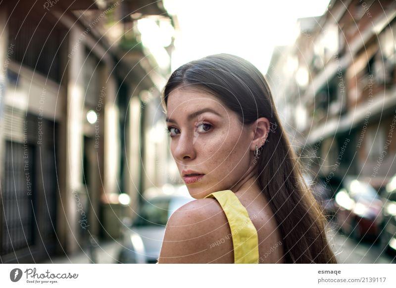 Ferien & Urlaub & Reisen Jugendliche Junge Frau schön ruhig Leben Lifestyle Senior Gefühle feminin Stil Mode Stimmung Freundschaft Freizeit & Hobby Beginn