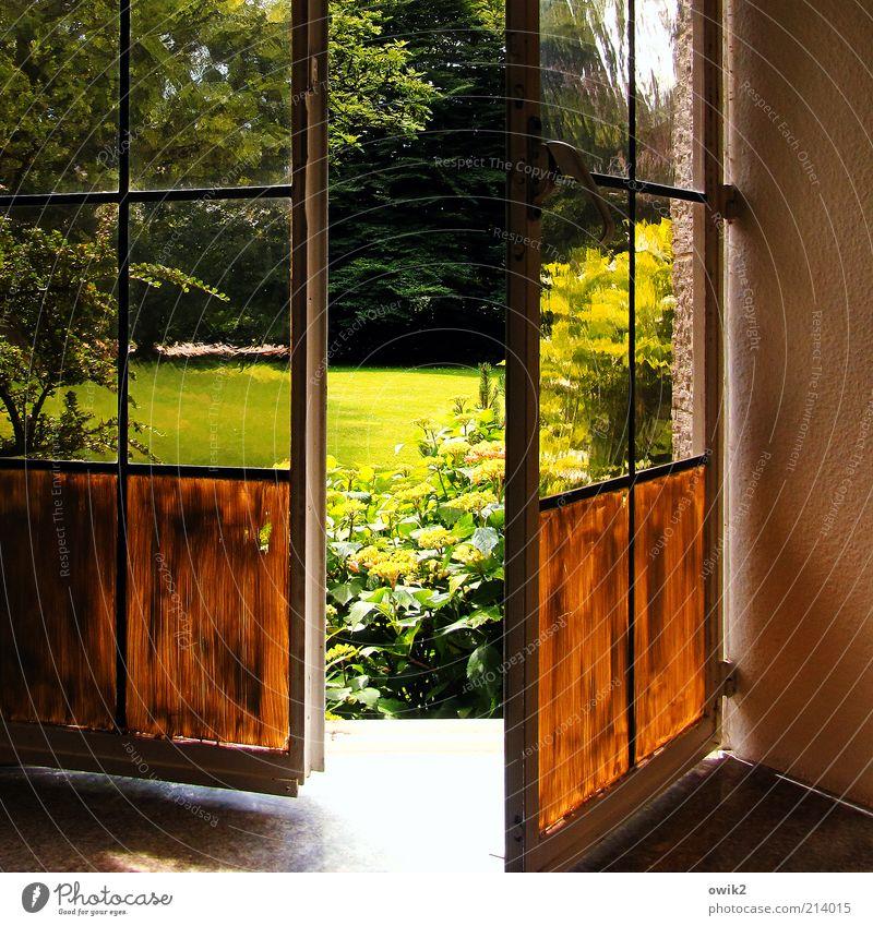 Kloster Chimay, Wallonie Häusliches Leben Umwelt Landschaft Pflanze Luft Sommer Klima Schönes Wetter Baum Blume Gras Sträucher Park Wiese Klostergarten Mauer