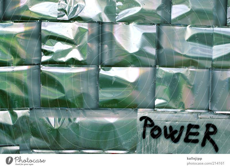 powered by Kultur Jugendkultur Subkultur Schriftzeichen Graffiti rebellisch stark Gefühle Lebensfreude Vorfreude Begeisterung Euphorie Tapferkeit selbstbewußt