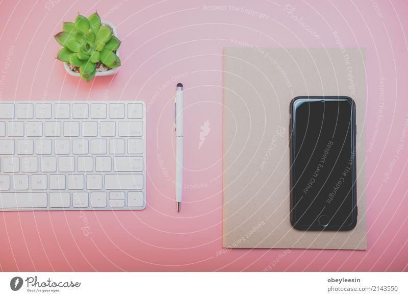Auf der Suche nach Richtung und Inspiration Kaffee Lifestyle Design Schreibtisch Tisch Schule Arbeit & Erwerbstätigkeit Arbeitsplatz Büro Business Telefon PDA