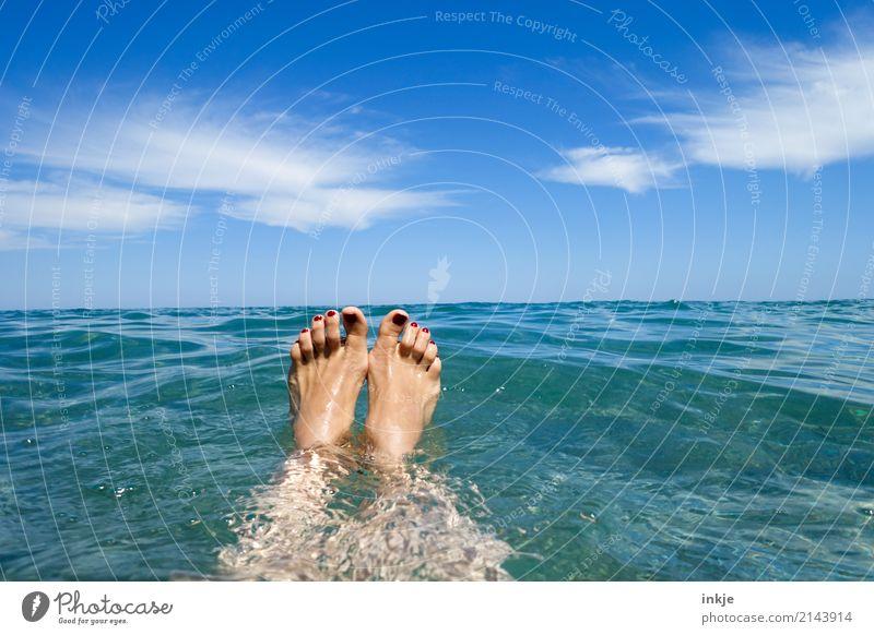 4 Lifestyle Freude schön Gesundheit Wellness Leben Wohlgefühl Sinnesorgane Erholung ruhig Schwimmen & Baden Freizeit & Hobby Ferien & Urlaub & Reisen Tourismus