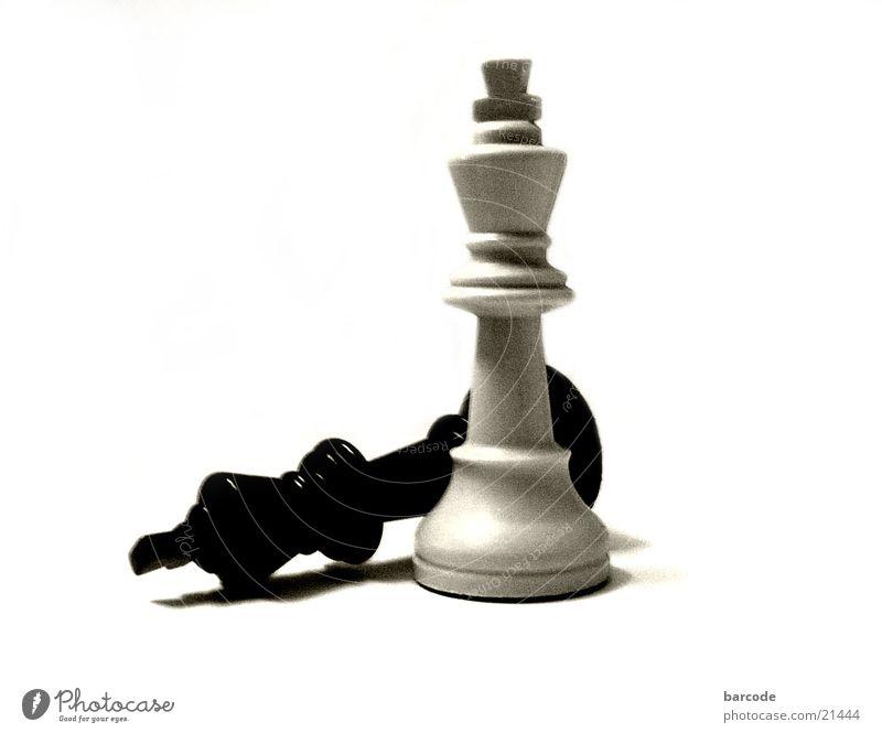 Verloren :-( Spielen Dinge Schachfigur matt