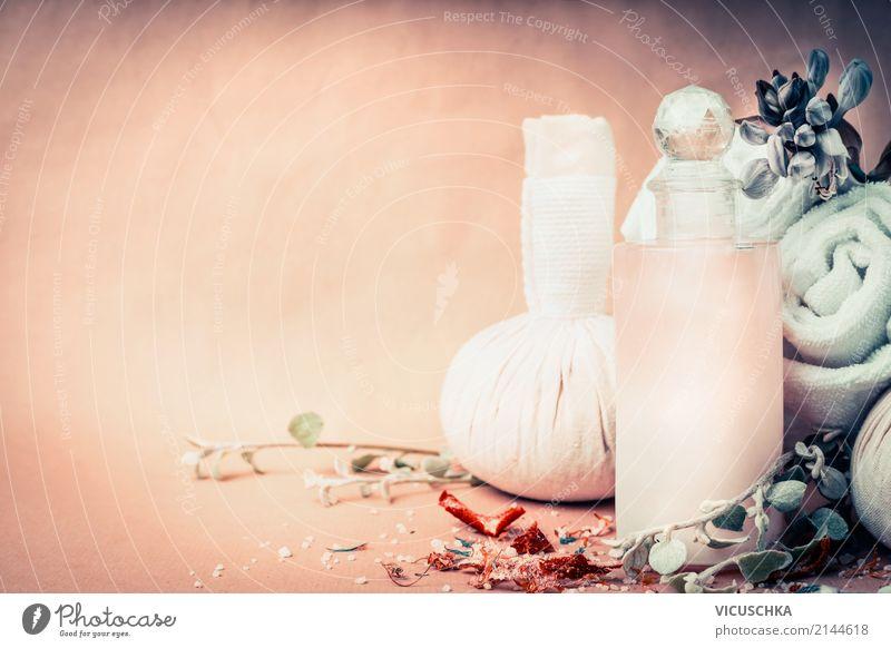 Spa, Wellness oder Massagen Hintergrund Natur schön Blume Erholung Lifestyle Hintergrundbild Stil Design Körperpflege Kosmetik Wohnzimmer Kur Kosmetiksalon