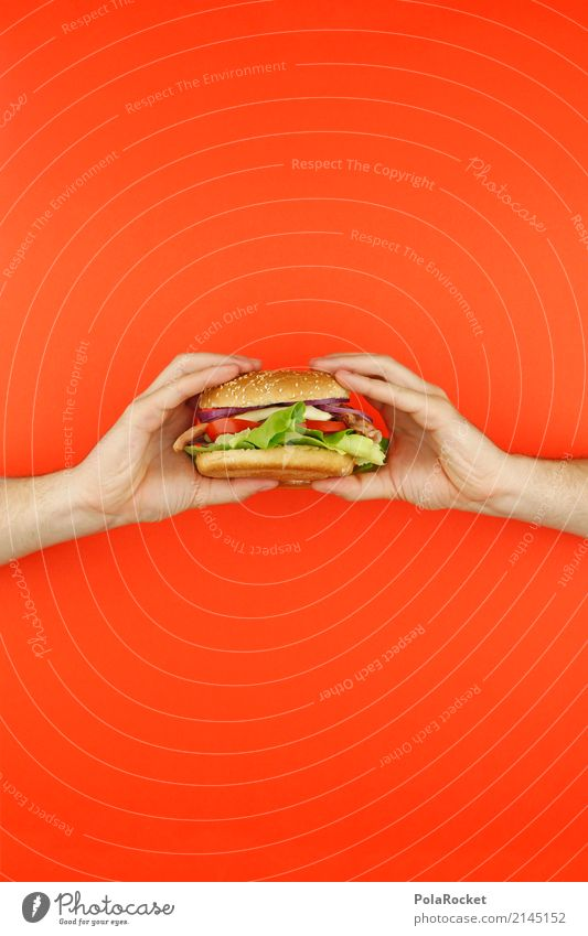 #AS# Burger meistern Lebensmittel Fleisch Käse Gemüse Salat Salatbeilage Getreide Teigwaren Backwaren Brot Brötchen Ernährung Essen Mittagessen Abendessen